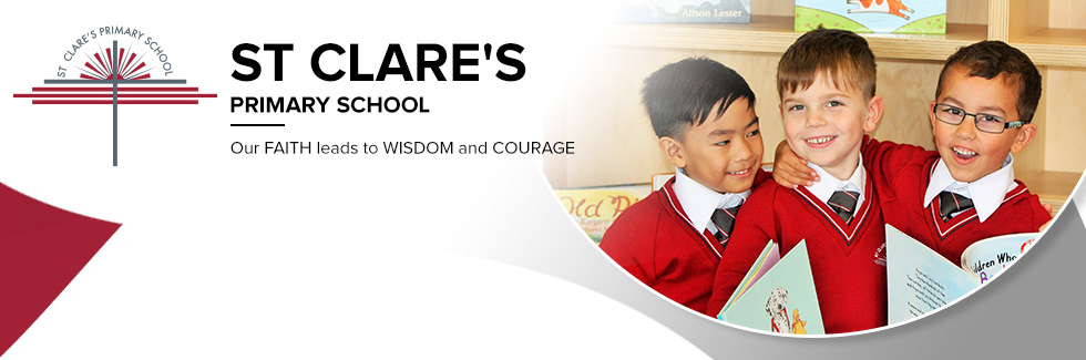 St Clare's Primary School Officer